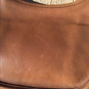 Coach Bags - Camel Coach Leather Crossbody